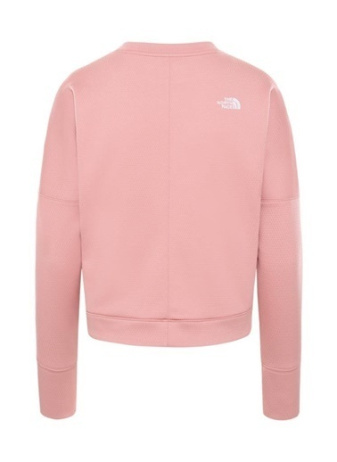 The North Face The North Face Hikesteller Kadın Sweatshirt Pembe Pembe